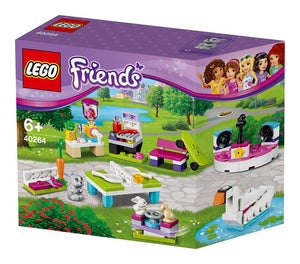 LEGO® Friends 40264 Heartlake City Accessory Set (121 pieces)