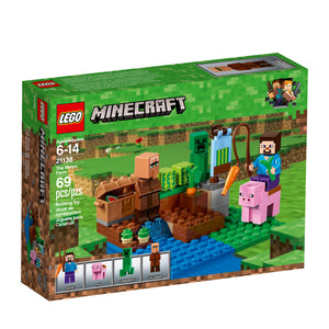 LEGO® Minecraft 21138 The Melon Farm (69 pieces)