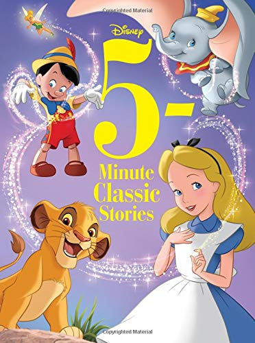 5-Minute Disney Classic Stories (5-Minute Stories)
