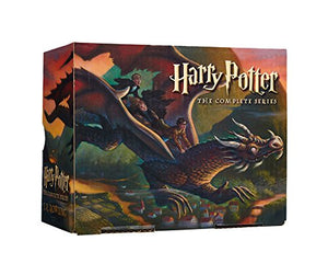 Harry Potter Boxed Set: Books #1-7