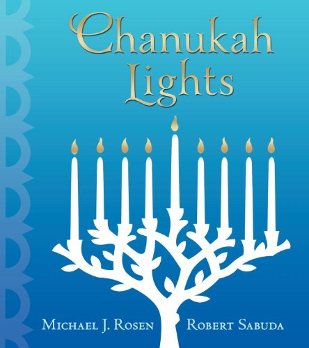 Chanukah Lights Signed Limited Edition
