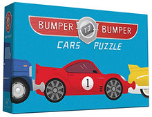 Load image into Gallery viewer, Bumper-to-Bumper Cars Puzzle
