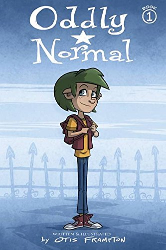 Oddly Normal Book 1