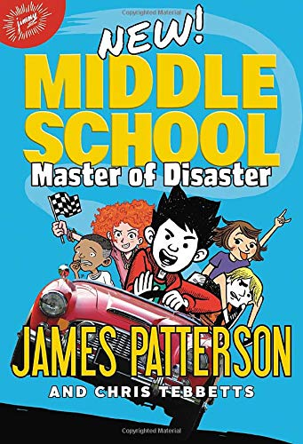Middle School: Master of Disaster (Book 12)