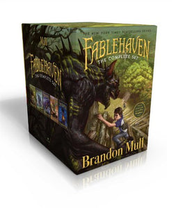 Fablehaven Boxed Set (Books 1-5)