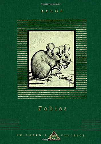 Fables of Aesop (Children's Classics Edition)