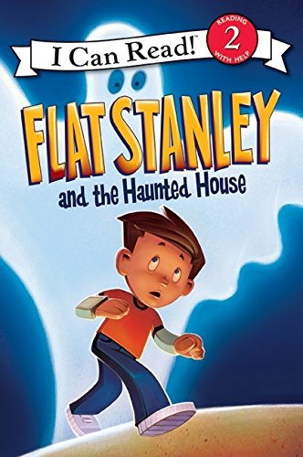 Flat Stanley and the Haunted House (I Can Read Level 2)