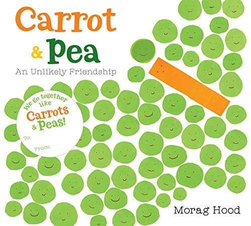 Carrot and Pea (Board Book)