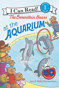The Berenstain Bears' at the Aquarium (I Can Read Level 1)