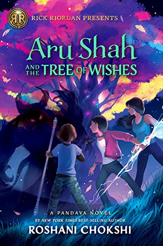 Aru Shah and the Tree of Wishes (Pandava Book 3)