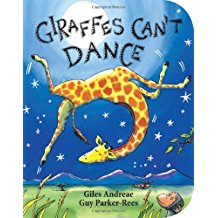 Giraffes Can't Dance (Board Book)