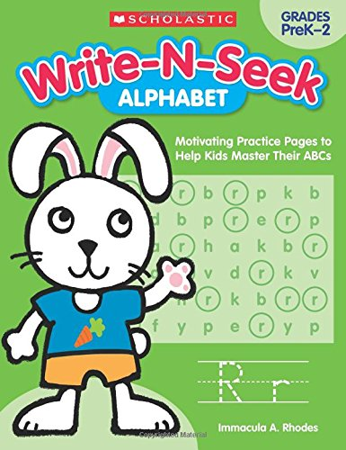 Write-N-Seek: Alphabet