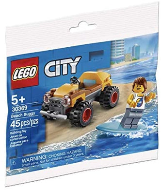 LEGO® CITY 30369 Beach Buggy (45 pieces)