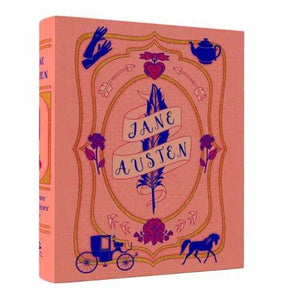 Jane Austen Deluxe Note Card Set (With Keepsake Book Box)