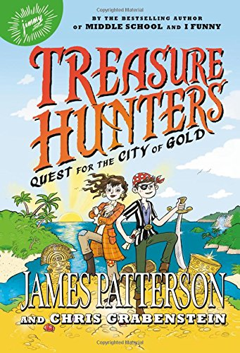 Treasure Hunters: Quest for the City of Gold (Book 5)