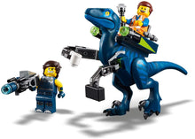 Load image into Gallery viewer, LEGO® 70826 THE LEGO Movie 2 Rex's Rex-treme Offroader! (236 pieces)