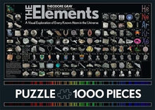 Load image into Gallery viewer, Elements Puzzle (1000 pieces)