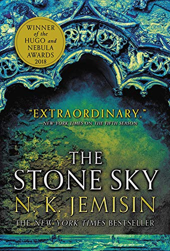 The Stone Sky (The Broken Earth Trilogy Book 3)