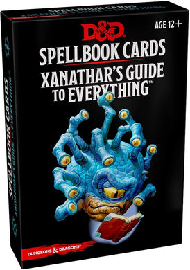 Spellbook Cards: Xanathar's (Dungeons & Dragons)