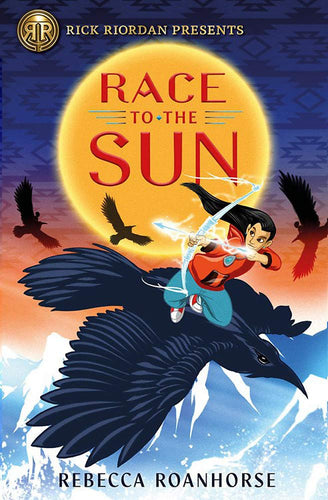 Race to the Sun (Signed First Edition)
