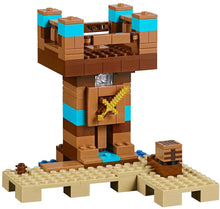 Load image into Gallery viewer, LEGO® Minecraft 21135 The Crafting Box 2.0 (717 pieces)