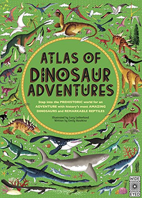 Atlas of Dinosaur Adventures