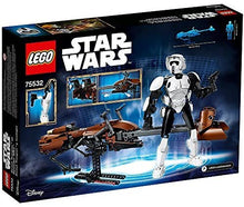 Load image into Gallery viewer, LEGO® Star Wars™ 75532 Scout Trooper & Speeder Bike ( 452 pieces)