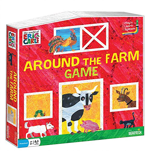 The World of Eric Carle: Around the Farm Game