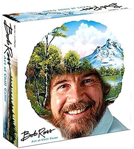 Bob Ross: The Art of Chill