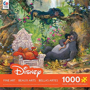I Wanna Be Like You Puzzle (The Jungle Book), 1000 pc