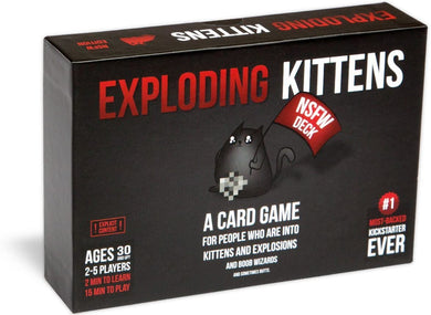 Exploding Kittens NSFW (Adults Only)