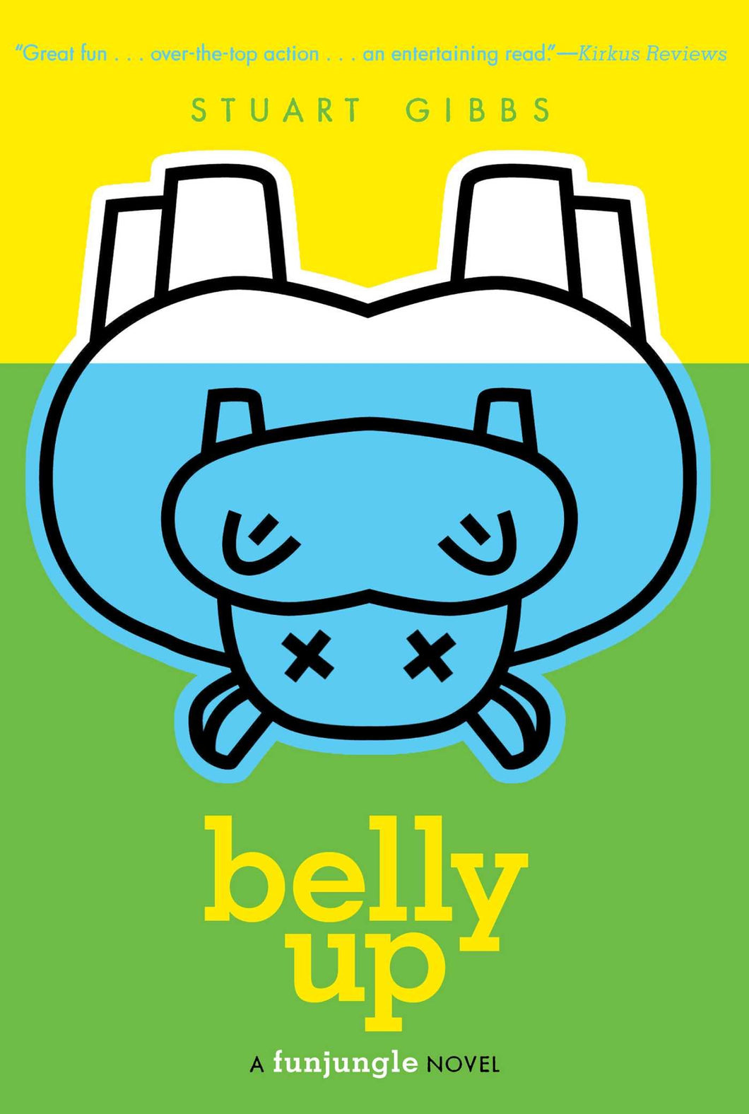 Belly Up (FunJungle #1)