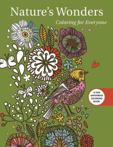Nature's Wonders: Coloring for Everyone