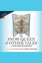 Load image into Gallery viewer, ArtFolds: Snowflake: The Snow Queeen and Other Tales