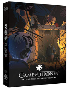 Game of Thrones: Hold The Door Puzzle