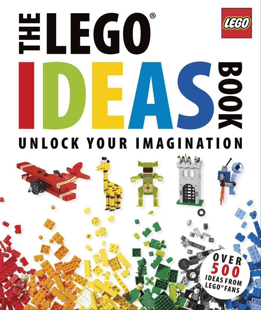 The LEGO® Ideas Book: Unlock Your Imagination