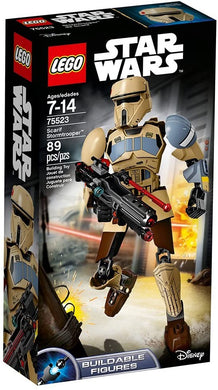 LEGO® Star Wars™ 75523 Scarif Stormtrooper (89 pieces)