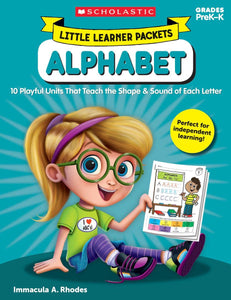 Little Learner Packets: Alphabet