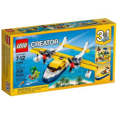 LEGO® Creator 31064 Island Adventures (359 pieces)