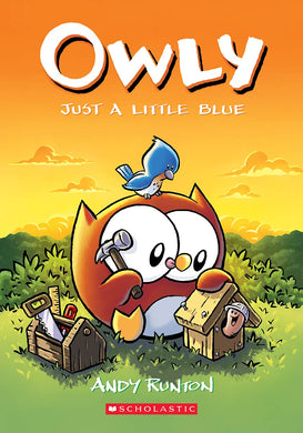Owly #2: Just a Little Blue