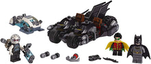 Load image into Gallery viewer, LEGO® Super Heroes Batman 76118 Mr. Freeze Batcycle Battle (200 pieces)