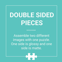 Load image into Gallery viewer, Gughenheim 2-sided Puzzle (500 pieces)