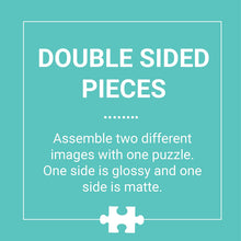 Load image into Gallery viewer, Ashley Woodson Bailey 2-Sided Puzzle (500 pieces)