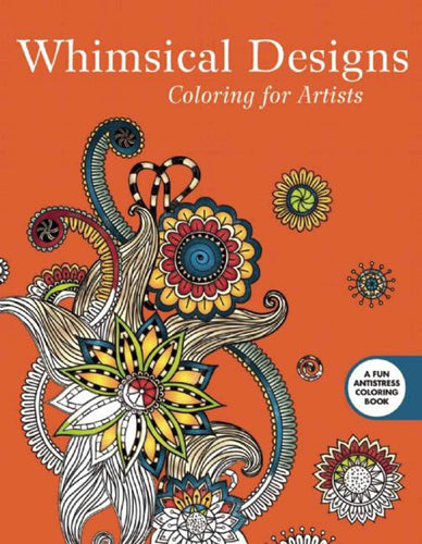 Whimsical Designs: Coloring for Artists