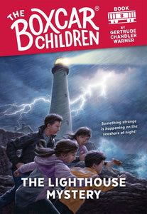 The Lighthouse Mystery (The Boxcar Children Mysteries #8)