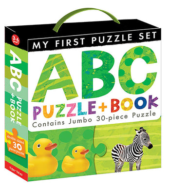 ABC Puzzle and Book (My First)