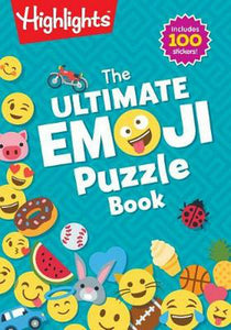 The Ultimate Emoji Puzzle Book