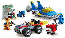 Load image into Gallery viewer, LEGO® 70821 The LEGO Movie 2 Emmet and Benny's 'Build and Fix' Workshop (117 pieces)