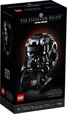 LEGO® Star Wars™ 75274 Tie Fighter Pilot Helmet (724 pieces)