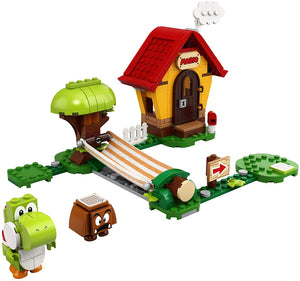 LEGO® Super Mario 71367 Mario's House & Yoshi (205 pieces) Expansion Set